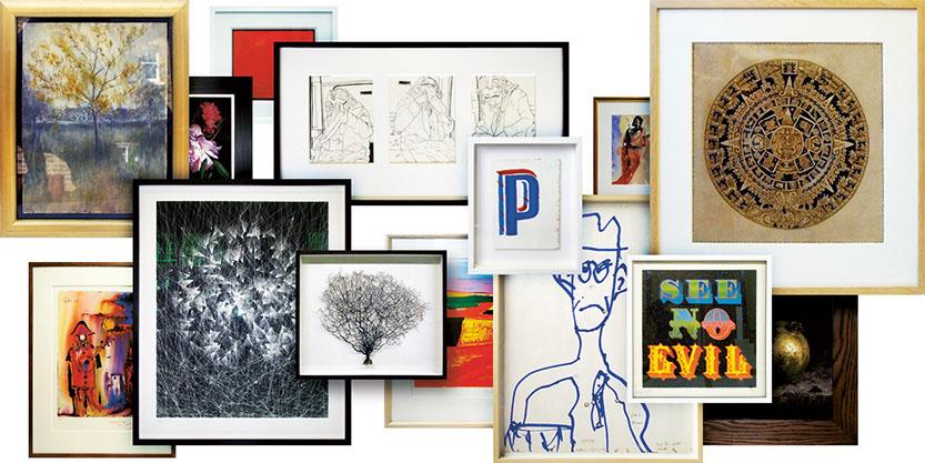 Richard Dawes Framing Services, London N1